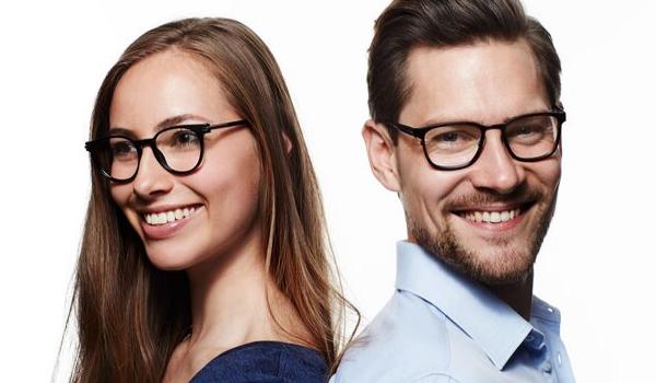 Gafas con lentes progresivas personalizadas Premium